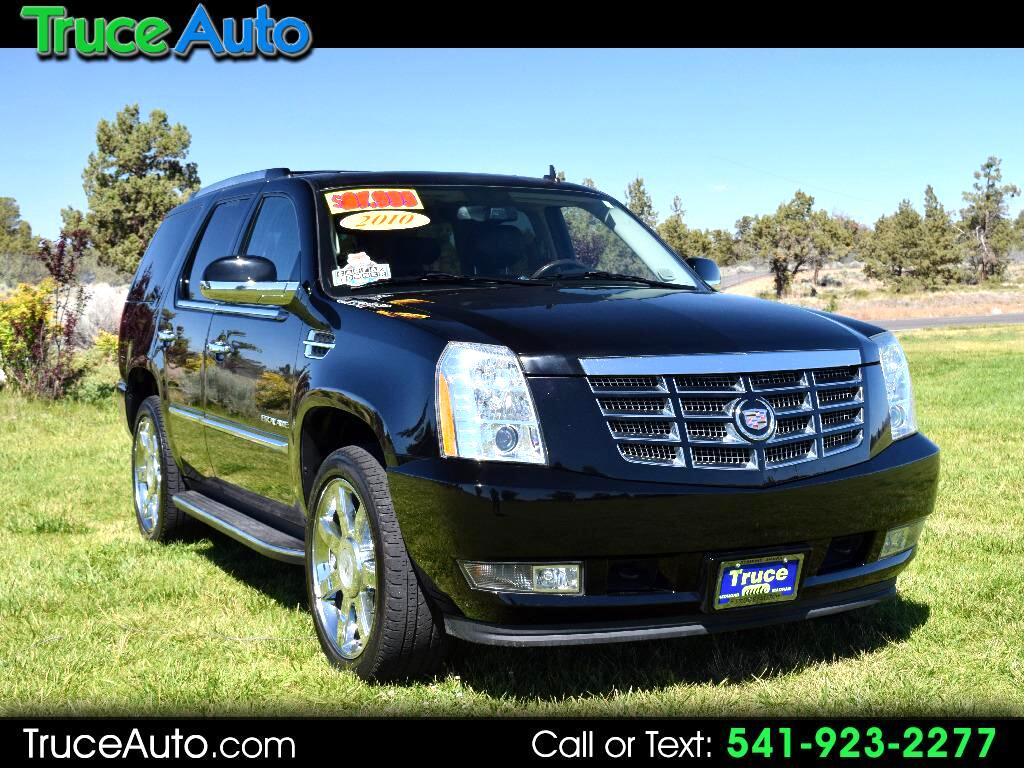 2010 Cadillac Escalade AWD Luxury ONE OWNER THIRD ROW LOADED