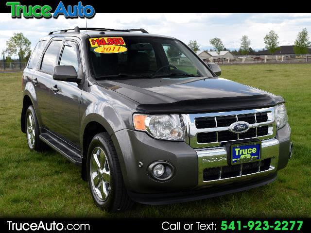2011 Ford Escape Limited 4WD LOW MILE