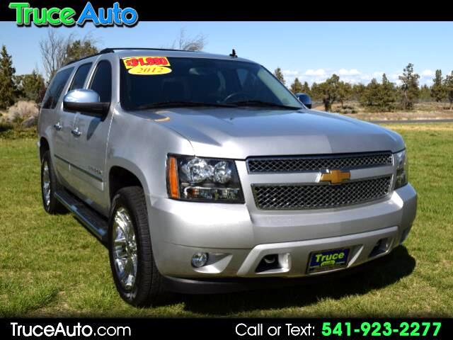 2012 Chevrolet Suburban LTZ 1500 THIRD ROW LOADED WELL MAINTAINED
