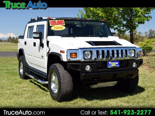 2006 HUMMER H2 SUT LOW MILE WELL MAINTAINED