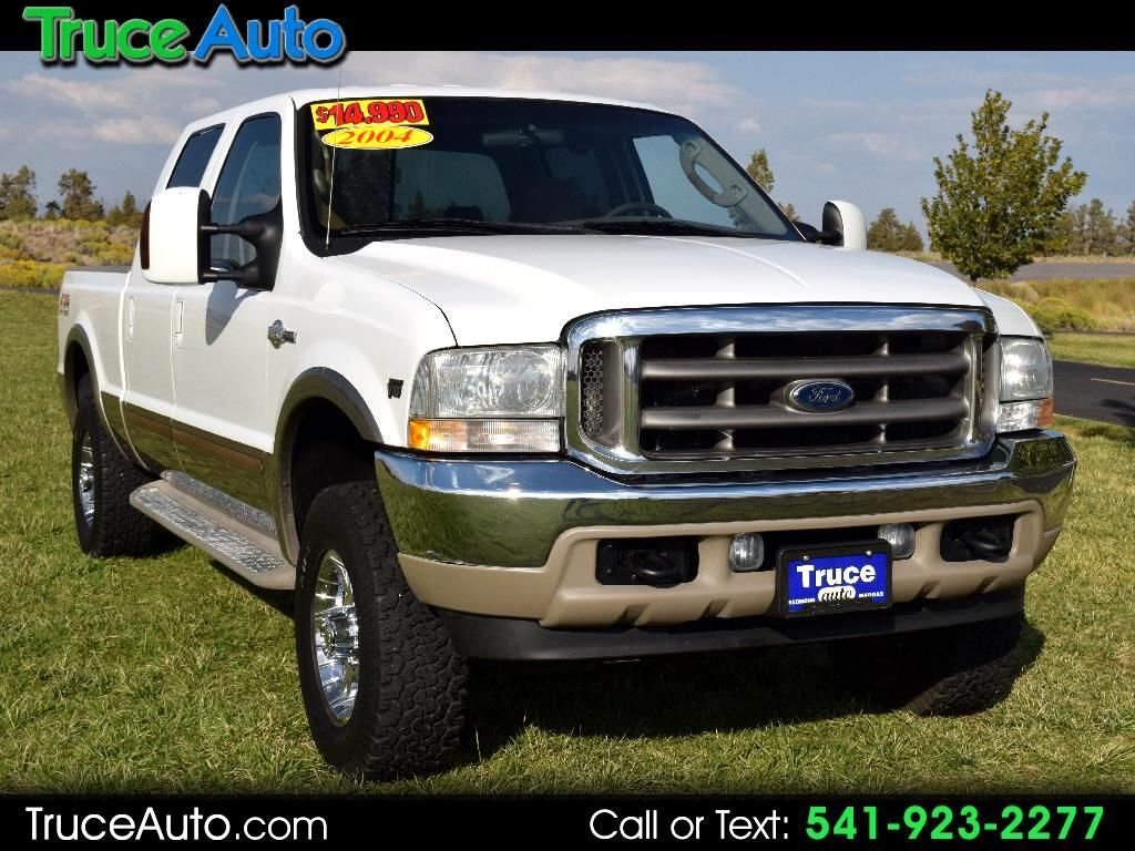 2004 Ford F-250 SD King Ranch Crew Cab LOW MILE