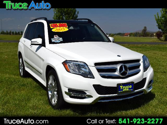 2015 Mercedes-Benz GLK-Class GLK350 ONE OWNER REGULAR OIL CHANGES