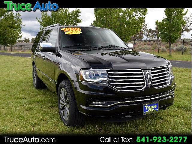 2017 Lincoln Navigator Select ONE OWNER LOADED
