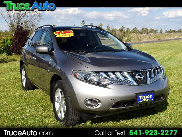 2009 Nissan Murano SL AWD LOW MILE