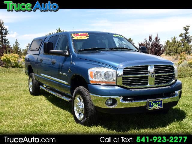 2006 Dodge Ram 2500 SLT Mega Cab 4WD LOW MILE ***DIESEL***