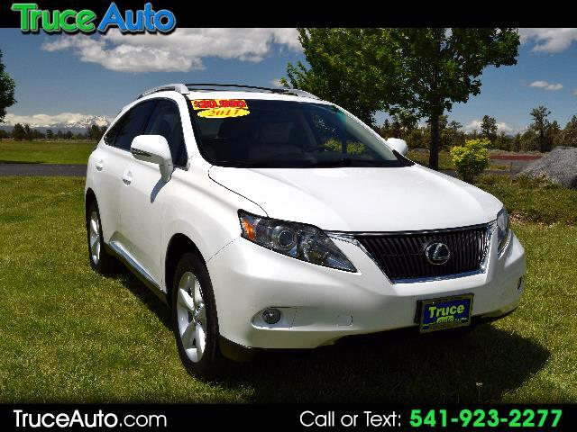 2011 Lexus RX 350 AWD 4DR ONE OWNER LOW MILE