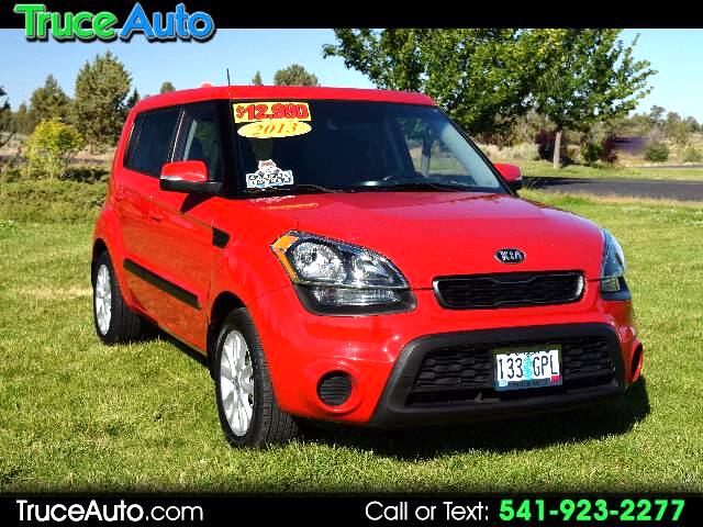 2013 Kia Soul + ONE OWNER LOW MILE