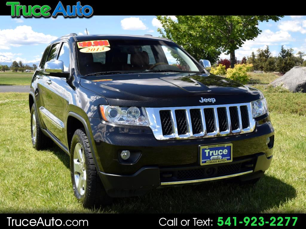 2013 Jeep Grand Cherokee Overland 4WD LOW MILE LOADED