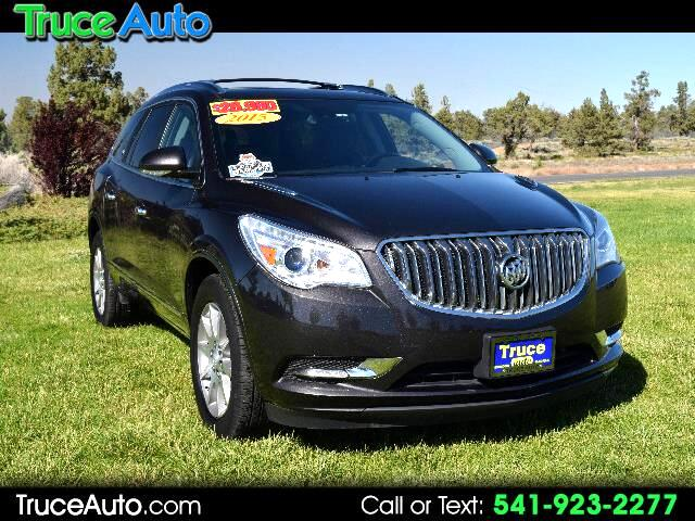 2015 Buick Enclave Leather AWD ONE OWNER LOW MILE THIRD ROW