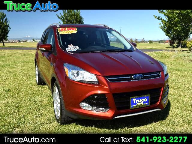 2016 Ford Escape Titanium 4WD ONE OWNER