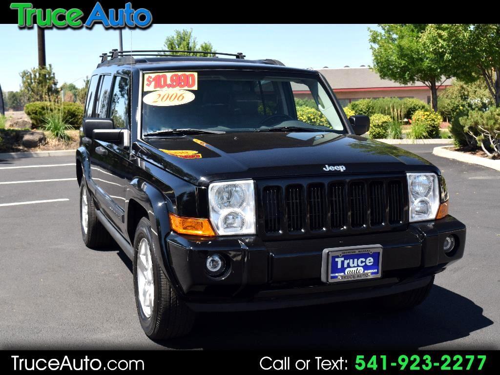 2006 Jeep Commander 4WD V6 WELL MAINTAINED