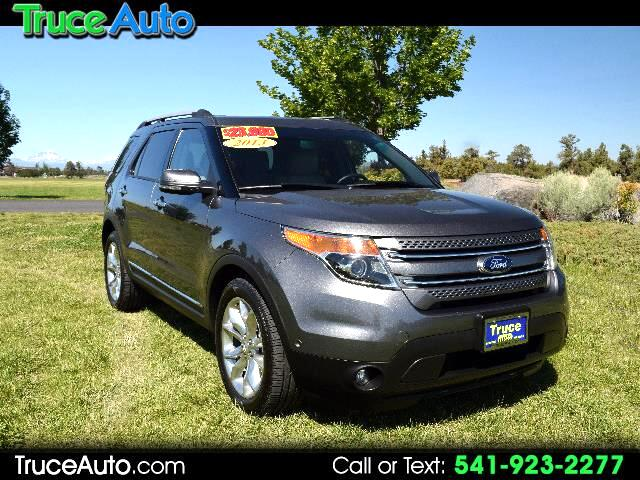 2013 Ford Explorer Limited 4WD THIRD ROW WELL MAINTAINED
