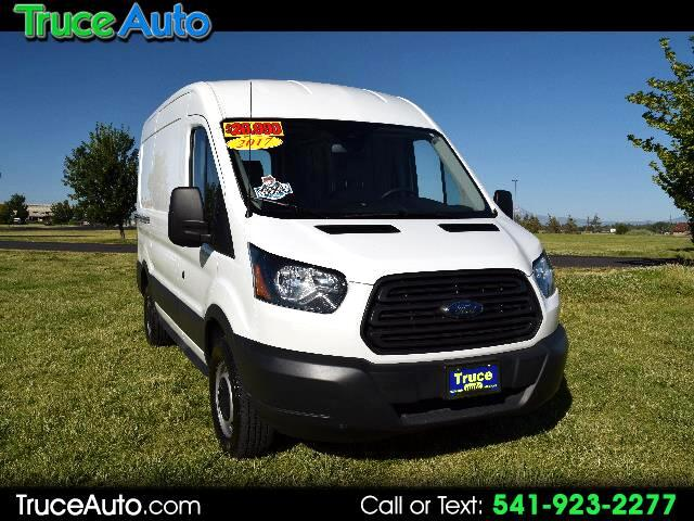 2017 Ford Transit T-250 Med. Roof w/Sliding Pass. ONE OWNER