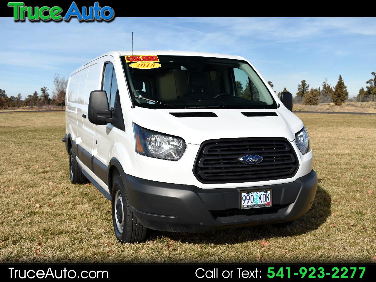 2018 Ford Transit T-250 Low Roof Swing Out RH ONE OWNER