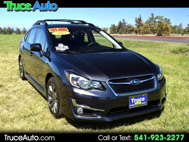 2015 Subaru Impreza 2.0i Sport Limited ONE OWNER LOW MILE