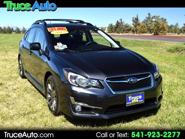 2015 Subaru Impreza 2.0i Sport Limited ONE OWNER LOW MILE