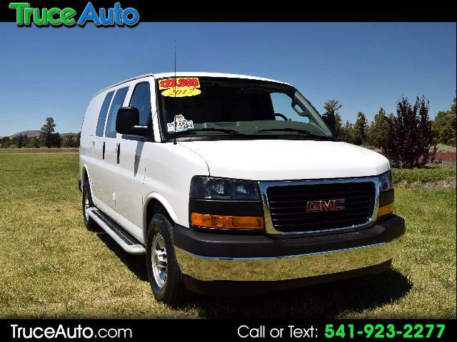 2017 GMC Savana G2500 Cargo ONE OWNER LOW MILE