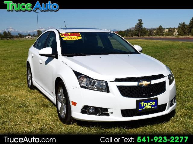 2013 Chevrolet Cruze 2LT Auto GAS SAVER