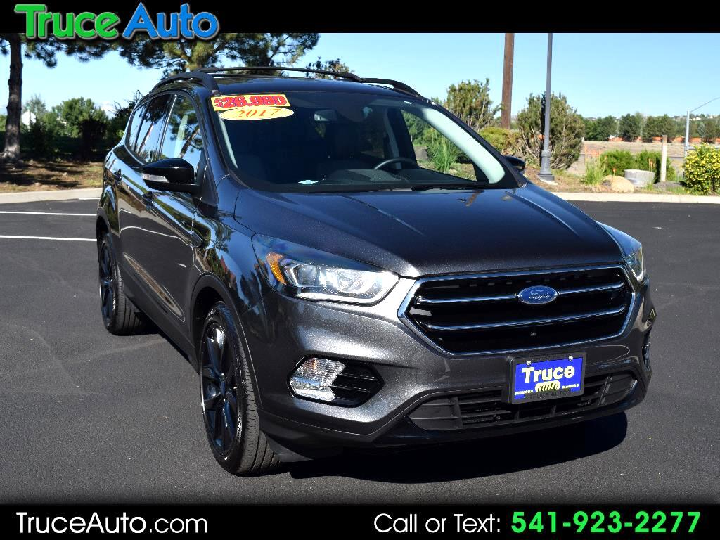 2017 Ford Escape Titanium LOW MILE