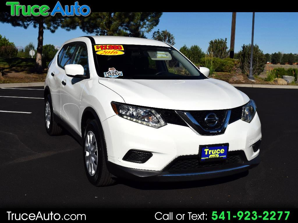 2016 Nissan Rogue SV AWD ONE OWNER