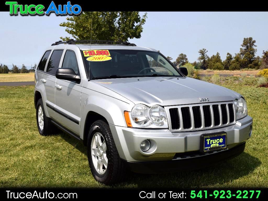 2007 Jeep Grand Cherokee Laredo 4WD ***LOW MILES***