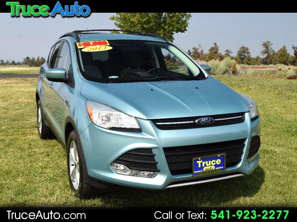 2013 Ford Escape SE 4WD REGULAR OIL CHANGES