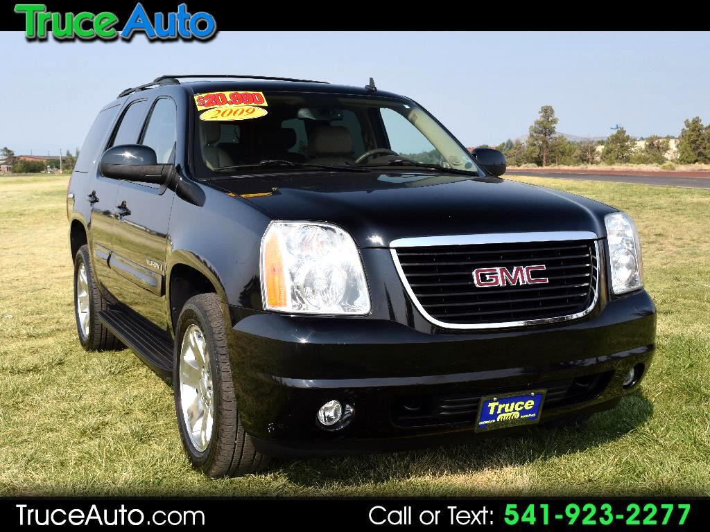 2009 GMC Yukon SLT 1500 ONE OWNER LOW MILE