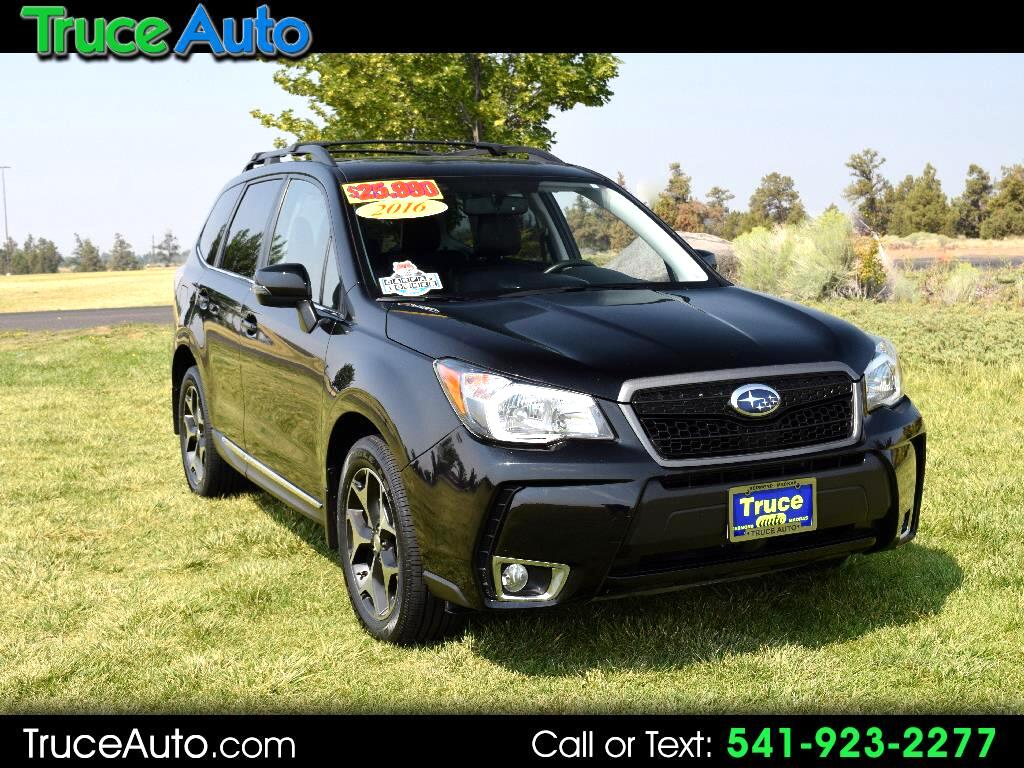 2016 Subaru Forester 2.0XT Touring ONE OWNER