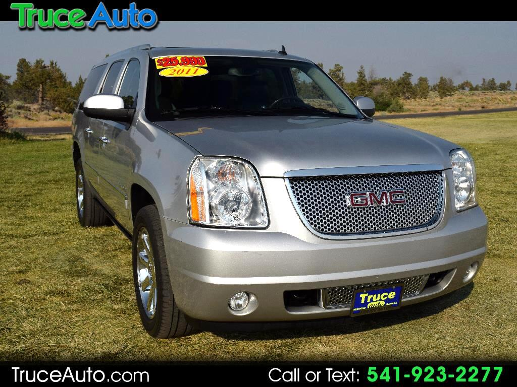 2011 GMC Yukon XL Denali AWD LOW MILE ONE OWNER LOADED