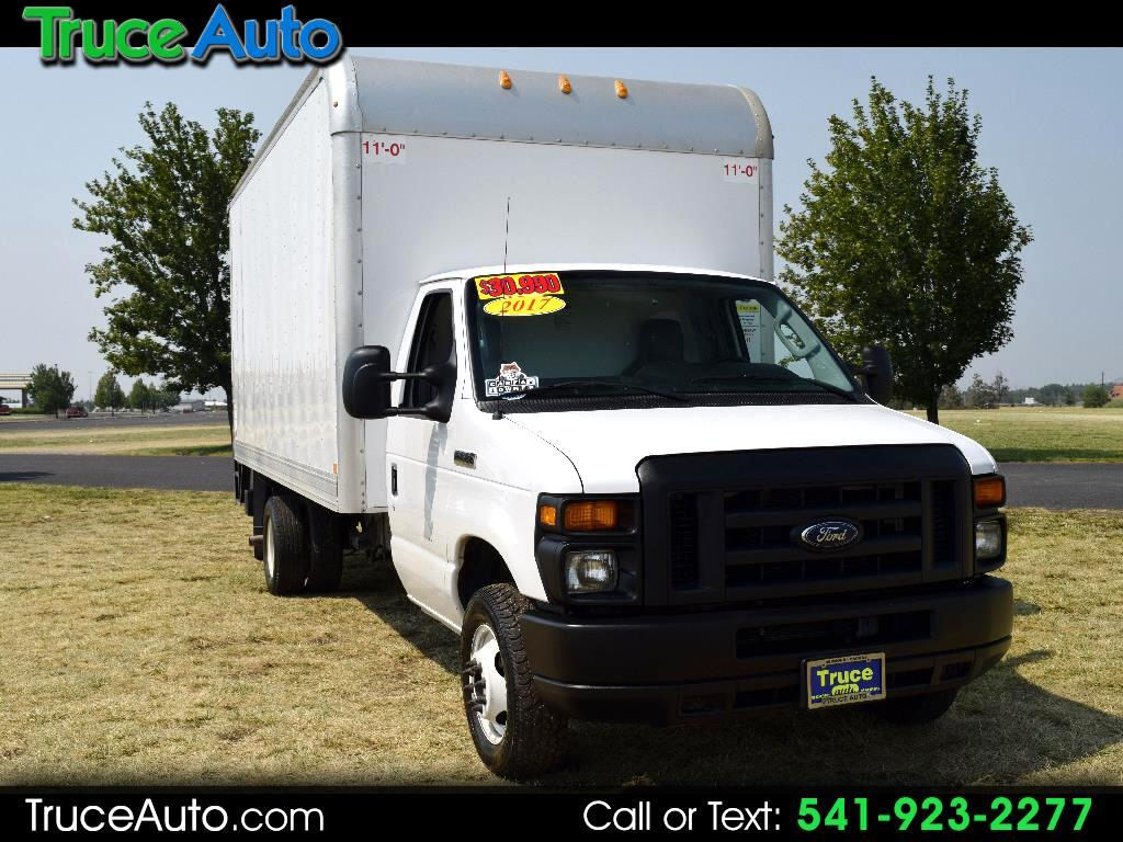 2017 Ford E350 16' BOX TRUCK ***ONE OWNER***