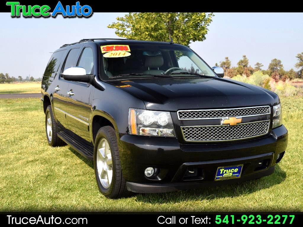 2014 Chevrolet Suburban LTZ 4WD LOADED THIRD ROW SEATING