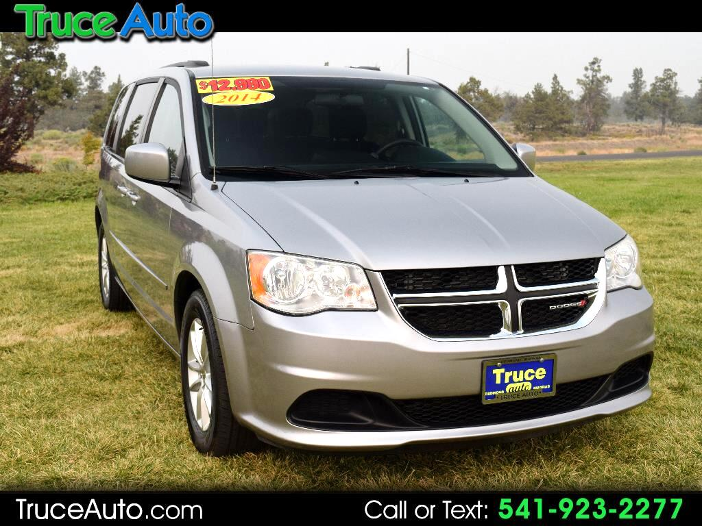 Used 2014 Dodge Grand Caravan For Sale In Redmond Or 97756 Truce Auto