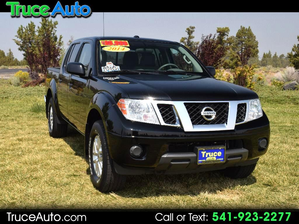 2014 Nissan Frontier 4WD Crew Cab ***ONE OWNER*** LOW MILES