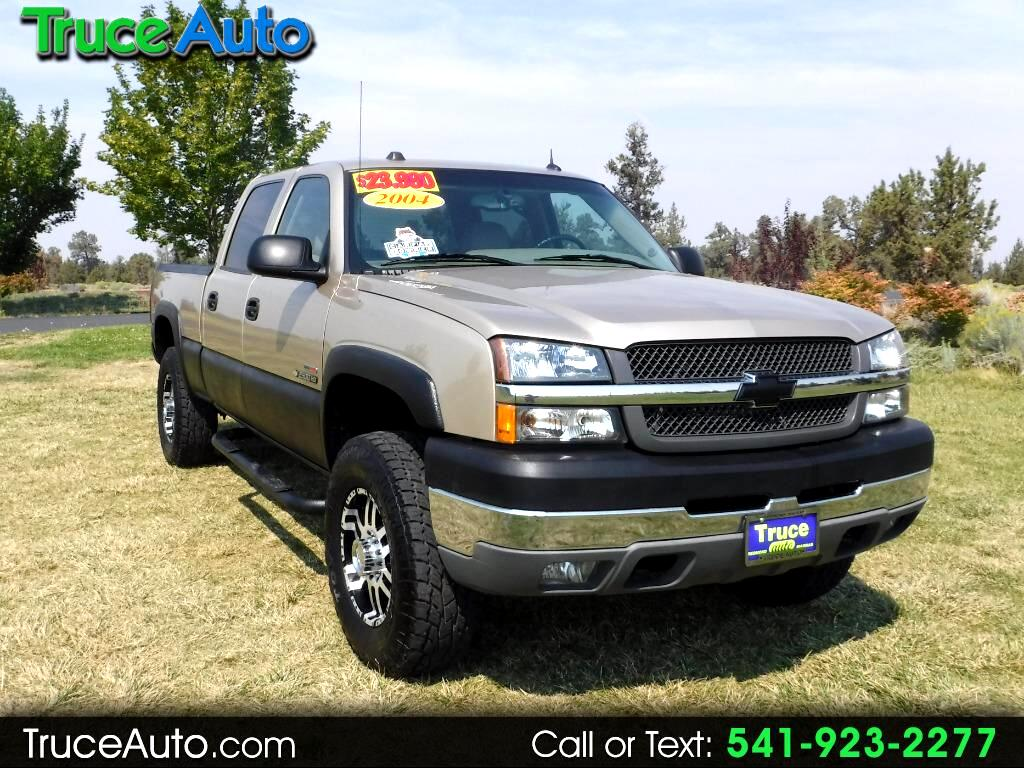 2004 Chevrolet Silverado 2500HD 2500 HD Crew Cab ***DIESEL*** ONE OWNER