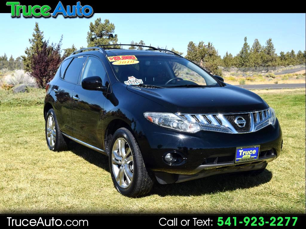 2010 Nissan Murano LE AWD ***ONE OWNER***