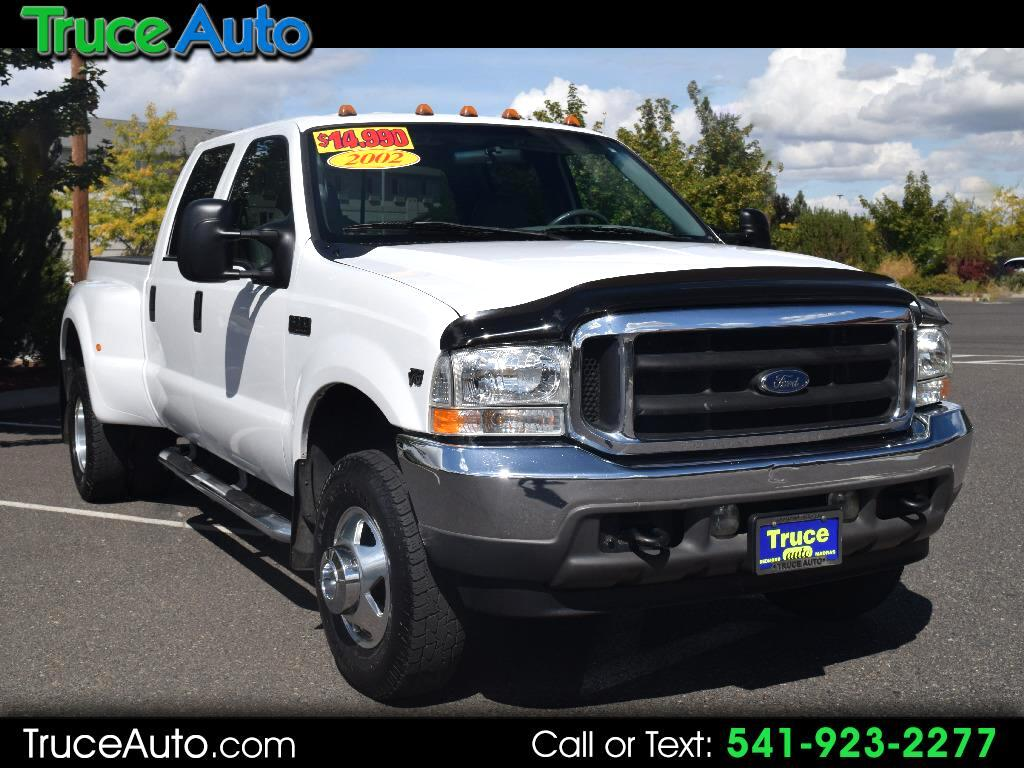 2002 Ford Super Duty F-350 DRW XL CrewCab Lariat ***LOW MILE***DUALLY***