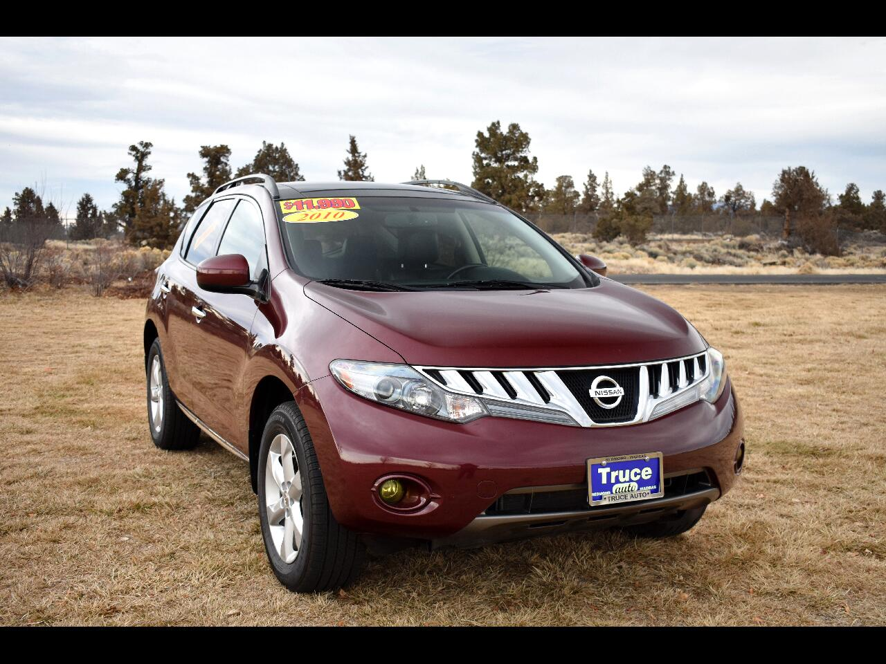 2010 Nissan Murano SL AWD ***LOW MILE***