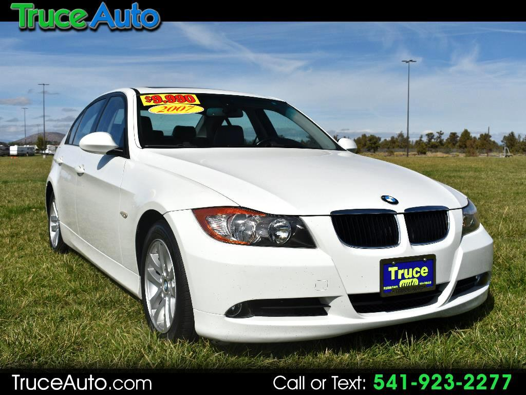 2007 BMW 3 Series 328i RWD ***LOW MILE***