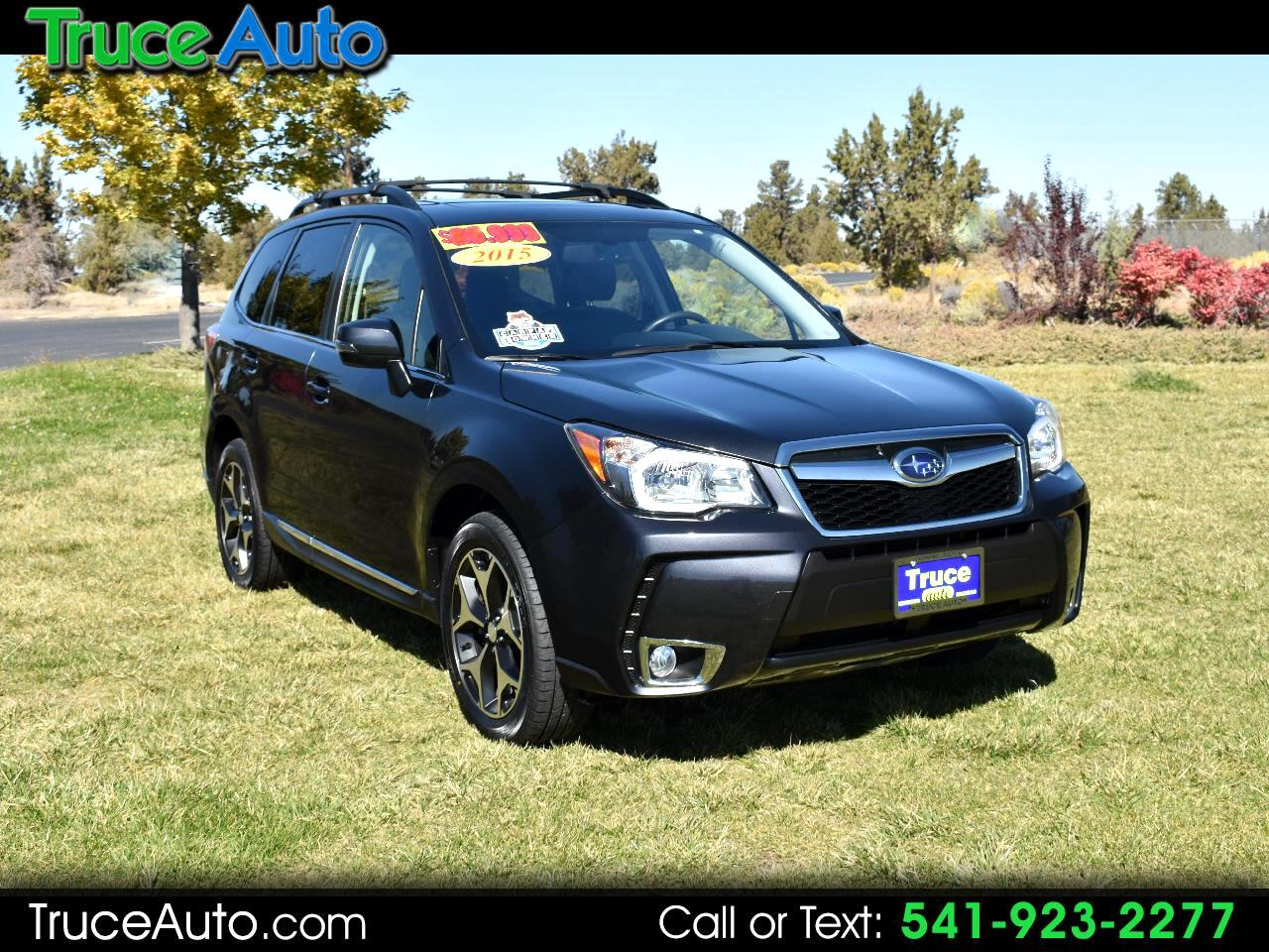 2015 Subaru Forester CVT 2.0XT Touring ***ONE OWNER***LOW MILE***