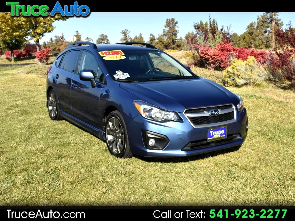 2014 Subaru Impreza Wagon 2.0i  Sport Limited ***ONE OWNER***LOW MILE***