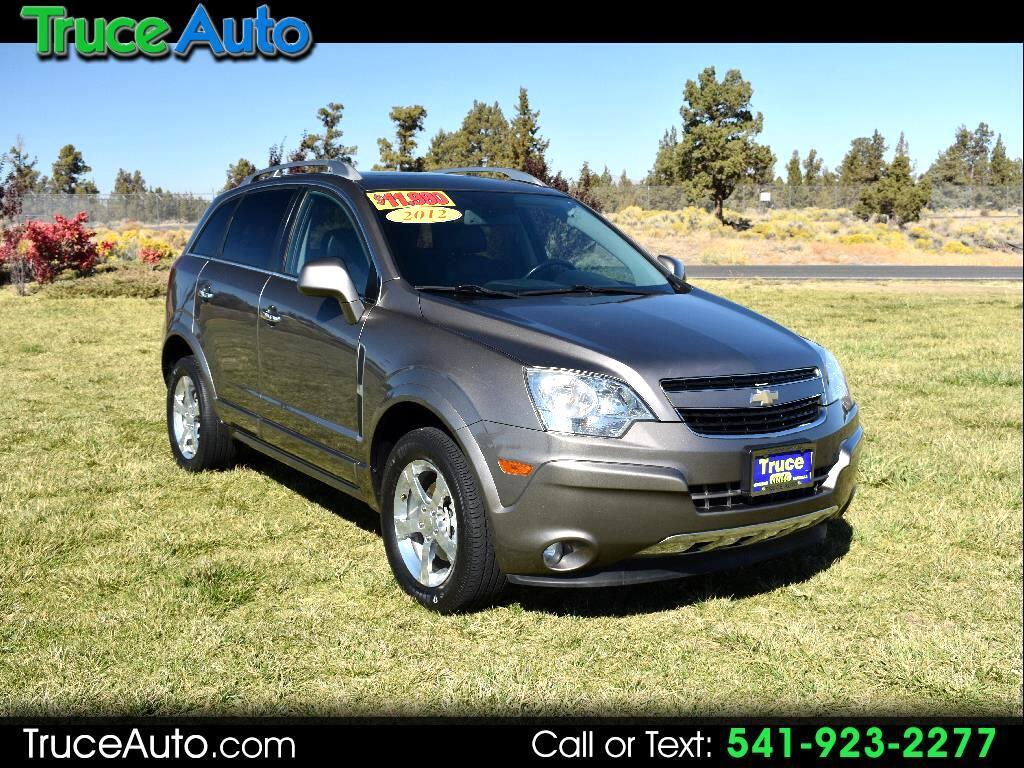 2012 Chevrolet Captiva Sport Fleet LTZ AWD ***GAS SAVER***LOADED***