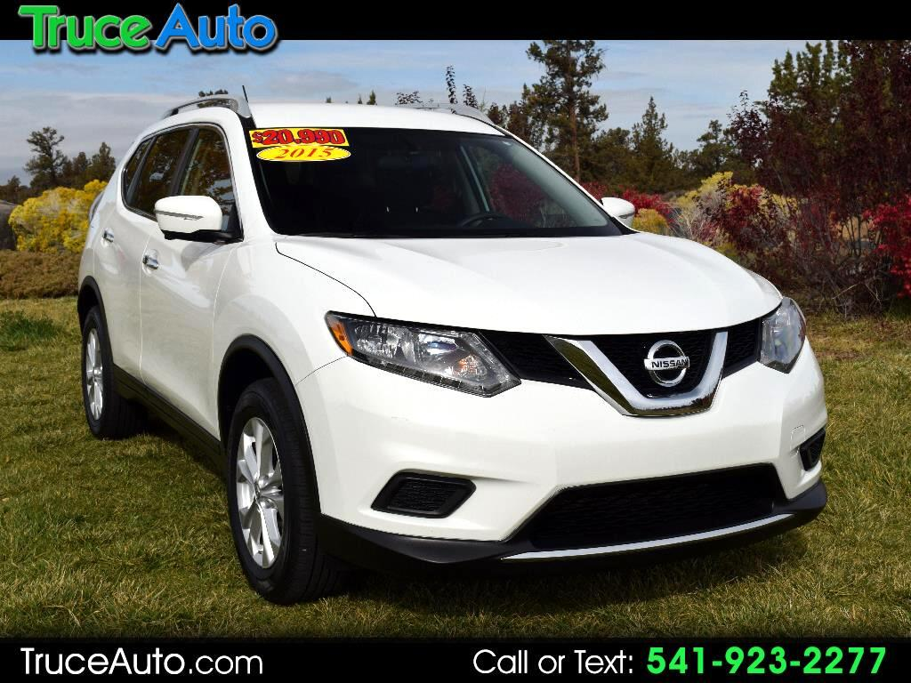 2015 Nissan Rogue SV AWD ***ONE OWNER***LOW MILE***