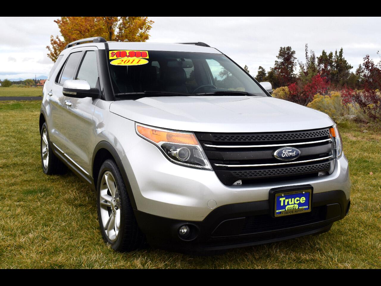 2011 Ford Explorer Limited 4WD ***LOW MILE***