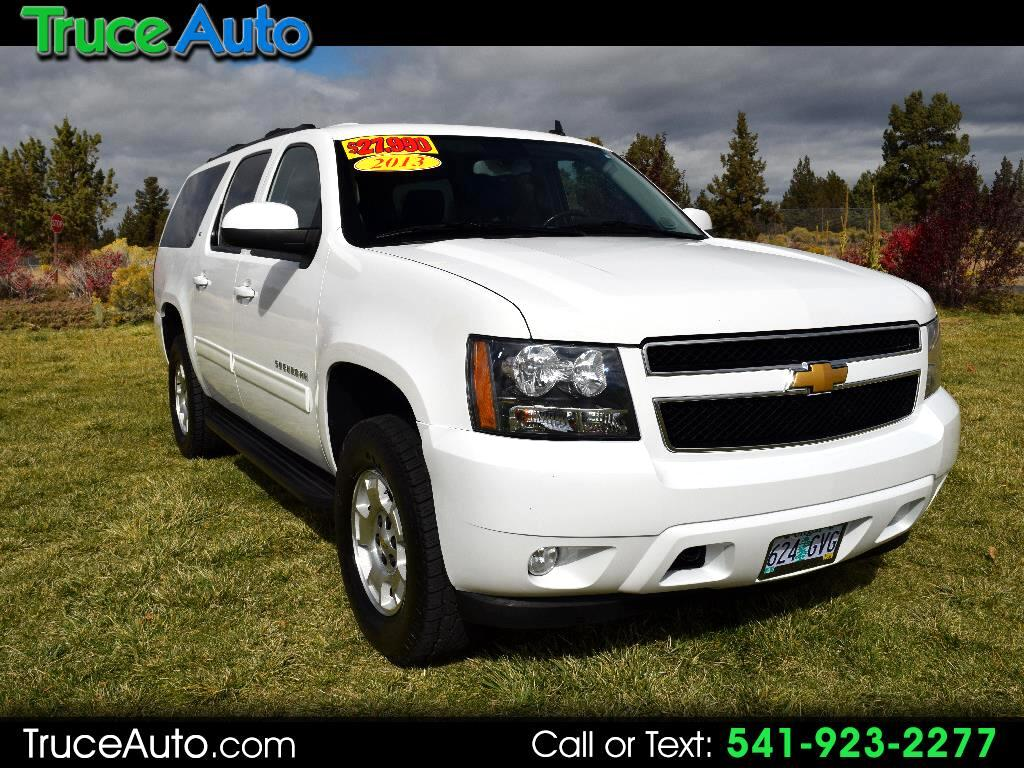 2013 Chevrolet Suburban LT 1500 4WD ***LOW MILE***REGULAR OIL CHANGES***