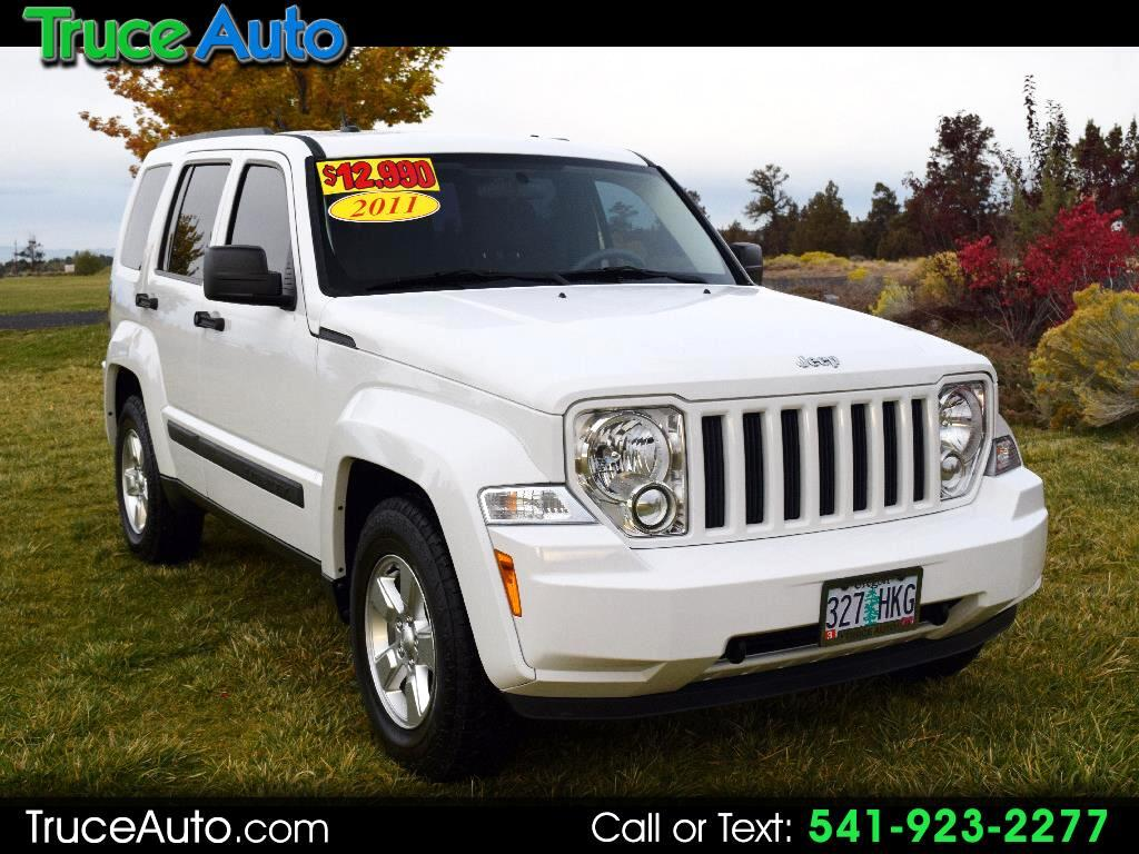 2011 Jeep Liberty Sport 4WD ***LOW MILE***