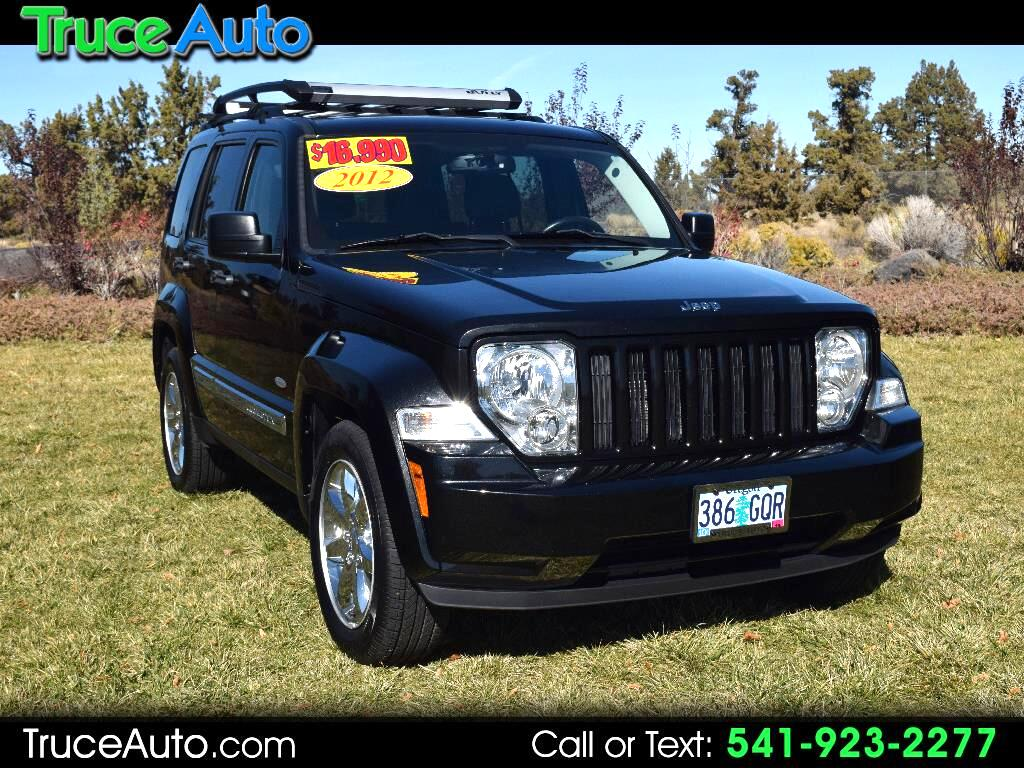 2012 Jeep Liberty Sport Latitude 4WD ***LOW MILE***