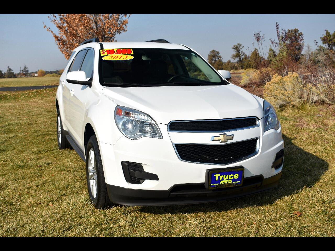 2013 Chevrolet Equinox LT AWD ***LOW MILE***