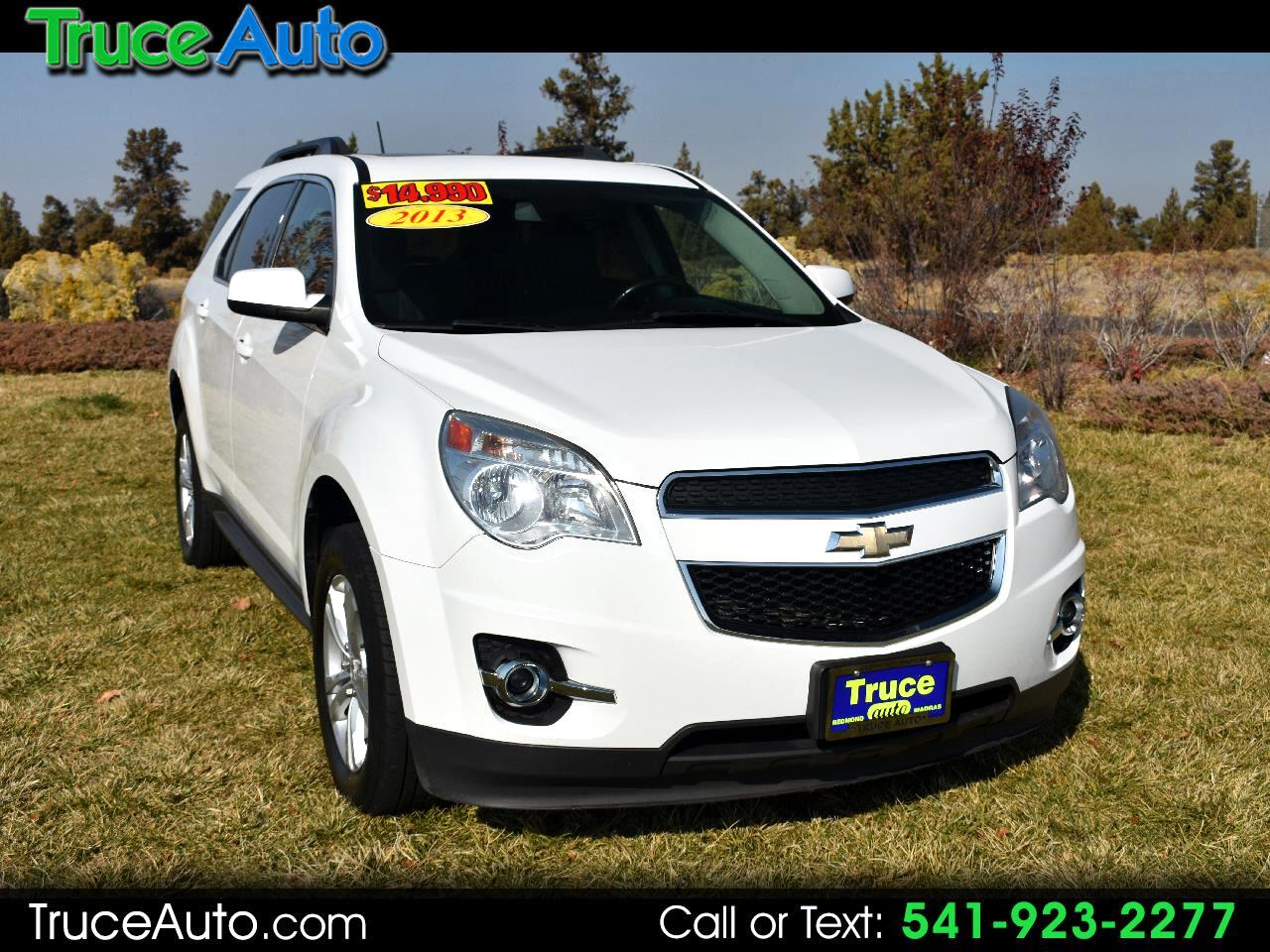 2013 Chevrolet Equinox LT AWD ***WELL MAINTAINED***