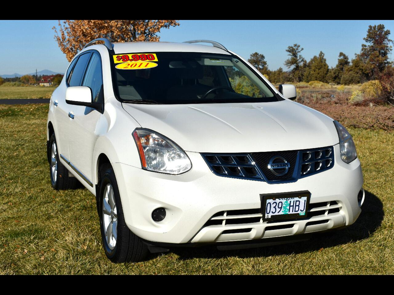 2011 Nissan Rogue SV AWD ***WELL MAINTAINED***
