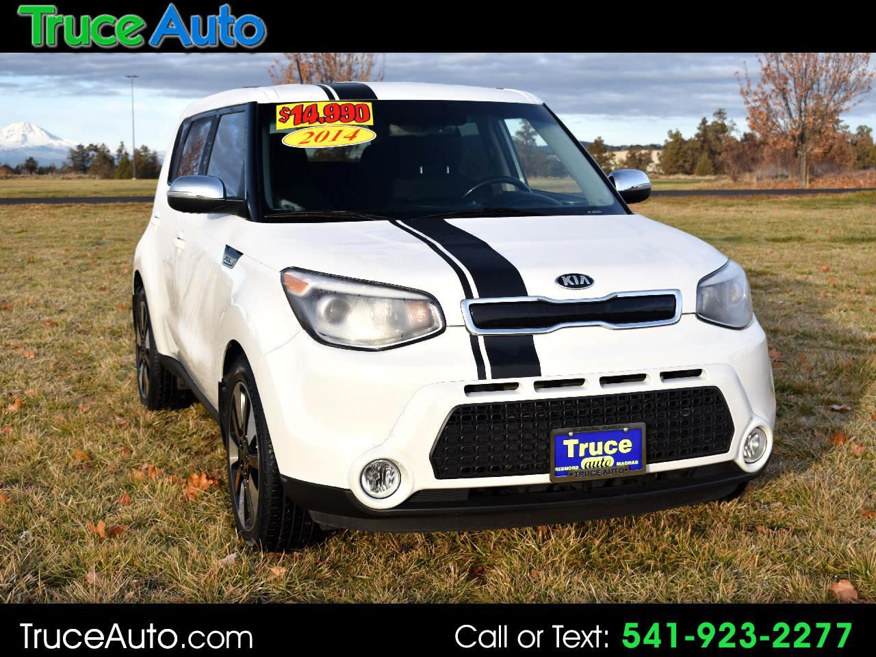 2014 Kia Soul Wgn Auto ! ***LOW MILE***GAS SAVER***
